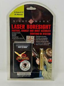 Sightmark® 6.5x57mm (R) Mauser Premium Brass Bullet Red Laser Boresight SM39035