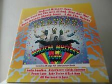 The Beatles Magical Mystery Tour Stereo 180g Remastered 24pg Book Vinyl LP
