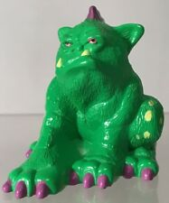 "Vintage Trash Bag Bunch Garbeast Green Dog Monster 2"" Figure LGTI Galoob 1991"
