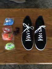 Adidas Stan Smith Vulc Black Green Skateboarding C75189 Men Shoes Size 13. GREAT