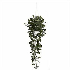 Nearly Natural Philodendron Hanging Basket Silk Plant - 4762
