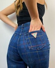 Vintage 80s Palmettos Mom Jeans High Waisted Denim 27X29.5 Measured Tapered Leg