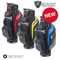 Motocaddy Pro Series 14-WAY Trolley/Cart Golf Bag *ALL COLOURS* - NEW! 2020