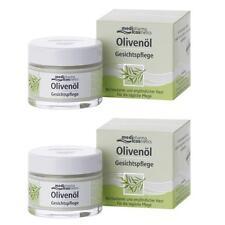 OLIVENOEL Gesichtspflege Creme 2x 50ml f. normale und trockene Haut PZN 01865133