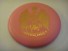 Disc Golf Discmania Mcmahon Imperial Eagle 2 Glow P-Line P2 Putter 172g Pink