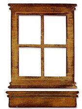 Sizzix Bigz Window Box die #658780 Retail $19.99 Cuts Fabric!! SO FUN!!