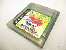 Game Boy Color STREET FIGHTER ALPHA Nintendo Video Game Cartridge Only gbc