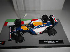 WILLIAMS FW14B 1992 NIGEL MANSELL COLLECT FORMULA F1 IXO 1:43
