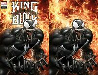 KING IN BLACK #1 CLAYTON CRAIN VARIANT SET NM SPIDERMAN CARNAGE KNULL VENOM GWEN
