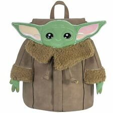 IN STOCK! Star Wars The Mandalorian The Child Figural Backpack DANIELLE NICOLE