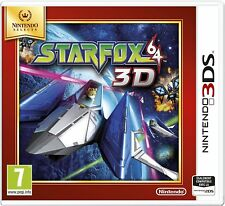 Star Fox 64 3D - Nintendo Selects 3DS,New3DS(XL),3DSXL,2DS NEUF SOUS BLISTER