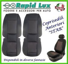 """Coppia fodere coprisedili anteriori """"Star"""" per Peugeot 308 fantasia """"S01"""""""