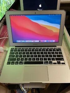 "Apple MacBook Air A1465 11.6"" Laptop - MD711LL/B (April, 2013)NO SSD PLEASE READ"