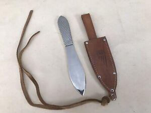 VINTAGE JB RAND SOLINGEN GERMANY THROWING DIRK DAGGER STILETTO SURVIVAL KNIFE