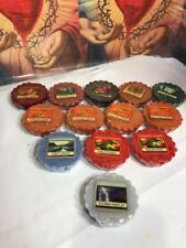 Yankee Candle Simply Home Tart Wax Melts Lot Set 14 Holiday Treats approx 8 hrs