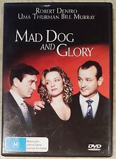 Mad Dog and Glory (Robert De Niro) DVD in GREAT condition (Region 2/4)