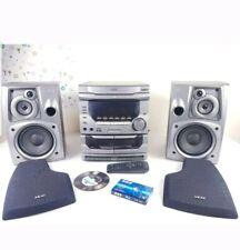 AKAI Hifi Deck AC220 +Cassette Deck+3 CD changer Great Condition