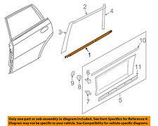 SUZUKI OEM Rear Window/Door-Belt Molding Weatherstrip Right 8383165J00