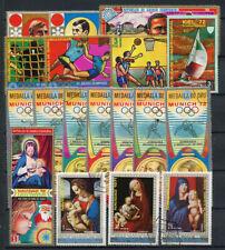 Briefmarken Olympische Spiele Moskau Läufer Laufen Block 284 Äquatorialguinea