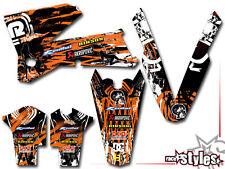 KTM SX-F EXC smr 125 150 250 300 400 450 505 | 98-06 MX graffiti decoración Decals