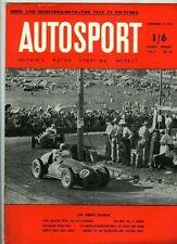 AUTOSPORT DICEMBRE 10th 1954 * Stirling Moss E MERCEDES-BENZ & AUSTRALIAN GP *