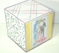 """Barbie & Ken Spring Break"" convention exclusive table display photo cube 2011"