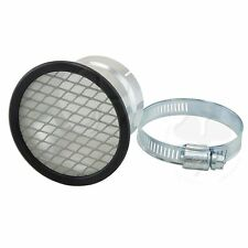 Velocity Stack 53.5mm 2 1/8 Universal Carb Air Horn Clamp On Racing Mesh Filter