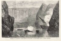 ARAB SLAVE TRADE SLAVERY, Persian Gulf ARABIA, SLAVE DHOW BRITISH ANTI SLAVERS
