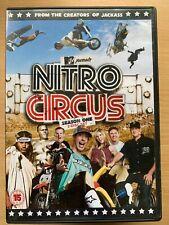 Nitro Circus Season 1 DVD Box Set MTV Jackass Motorcylce Bike Stunts Series