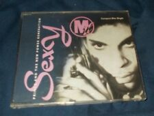 PRINCE AND THE NEW POWER GENERATION SEXY CD SINGLE 3 TRACKS