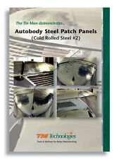 Autobody Steel Patch Panels (DVD) body work
