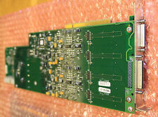 National Instruments NI PCI-4452 4-Channel Dynamic Signal Acquisition Board