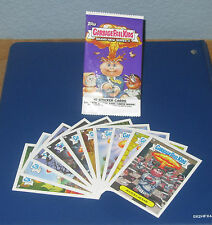 ALL NEW GARBAGE PAIL KIDS BNS3 ADAM BOMB SET 1-10           NM/MT