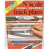 N Scale Model Railroad Track Plans, , Good Book