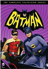 Batman The Complete Television Series Collection on Dvd 1-3 - Tv Seasons 1 2 3
