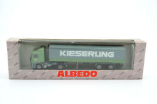 "#300127 - Albedo Volvo F 16 ""Kieserling"" Planen-Sattelzug - 1:87"