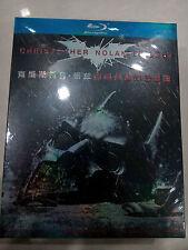 Dark Knight Trilogy Collector's Set - Bluray, blu-ray