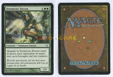 MTG MAGIC Testimone Eterna Eternal Witness Italiana Quinta Alba Fifth Dawn 2004