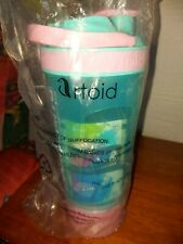 Artoid Mode 720ml Inspirational Sports Fitness Workout Protein Shaker Bottle NEW