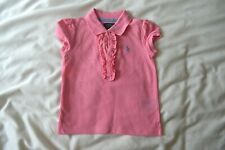 Age 4, Pink Polo Ralph Lauren Top