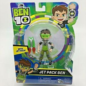 Ben 10 Jet Pack Ben Toy Action Figure Cartoon Network Space Galaxy Rocket