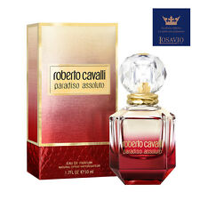 "ROBERTO CAVALLI "" Paradiso Assoluto "" Eau de Parfum Vapo ml. 50 *** NEW ***"