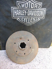 Harley Flathead DL Single Peashooter Kuplung Druckplate clutch pressure plate