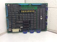 NEC / Leblond Makino PC Board, EDMA 163-235990, 163-265215, Used, WARRANTY