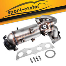 New Exhaust Manifold w/ Catalytic Converter for 02-06 Toyota Camry Solara 2.4L