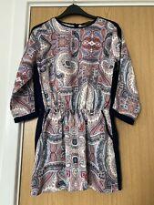 RESERVED WOMEN'S TUNIC 3/4 SLEEVE TOP size 6 (34)