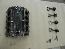 Jaguar V8 ENGINE BLOCK BARE- PISTONS CONRODS X4 (AJ 4.0) Top Gear Coffee Table,