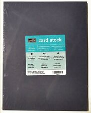 Stampin' Up! 80lb. 8 1/2 x 11 VINTAGE VIOLET Exclusive Cardstock 24 pack #106671