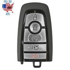2017 - 2018 Ford 2-Way PEPS Smart Key 5 Button Trunk/Remote Start M3N-A2C931426