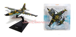 1/120 Sukhoi Su-25 Grach Frogfoot Russian Soviet Attack Plane Deagostini New